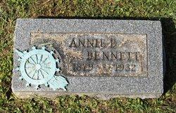 Anna <i>Brokaw</i> Bennett