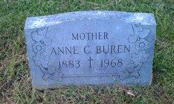 Mrs Ann Catherine <i>Mattingly</i> Buren