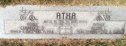Alma Lou <i>Moore</i> Atha