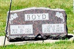 Clarence Leroy Roy Boyd