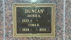 Cora Dean <i>McIntyre</i> Duncan