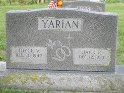 Jack R Yarian
