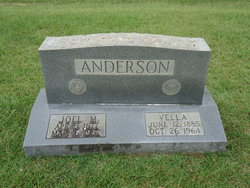 Vella <i>Jaggars</i> Anderson