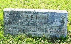 Georgetta <i>Conwell</i> Bell