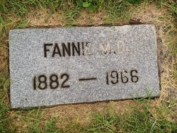 Fannie Martha Daisy <i>Wise</i> Brandenburg