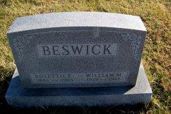 Rozettie Ethel <i>Cauble</i> Beswick