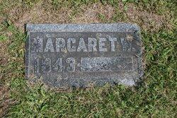 Margaret <i>Wilson</i> Hurst