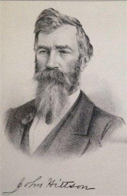 John Nathan Cattle Jack Hittson, Sr