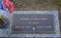 Bobby D Williams