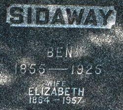 Elizabeth Sidaway