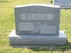 Delmar Howard Black