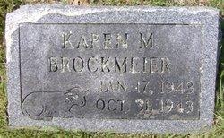 Karen M Brockmeier