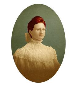 Mabel Laura Louise <i>Vise</i> Richardson
