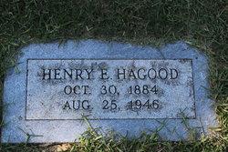 Henry E Hagood