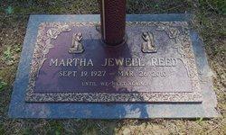 Martha Jewel <i>Pride</i> Reed