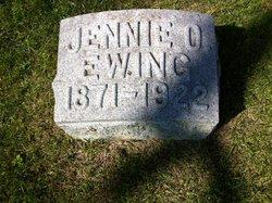 Jennie Oral Ewing