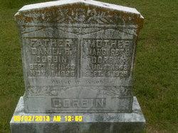 Daniel Boone Corbin