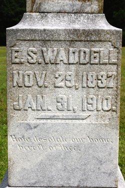Ellison S. Waddell