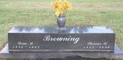 Lena <i>Mangis</i> Browning