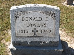Donald Flowers