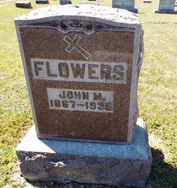 John M Flowers