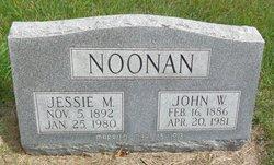 Jessie M <i>Phelan</i> Noonan