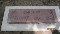 Richard Barshaw, Jr