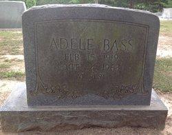 Adele Bass