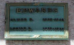 Lucile Estelle <i>Tabor</i> Edwards