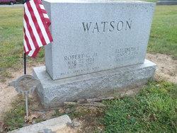 Robert C Watson, Jr