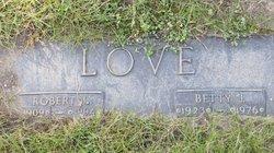 Betty Jean <i>Wheeler</i> Love