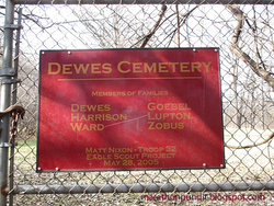 Dewes Cemetery