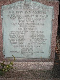 Smithville Memorial Cemetery