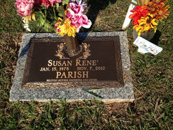 Susan Rene Parish