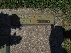 Ella Mary Harmeling