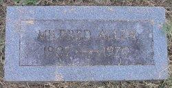 Vera Mildred <i>Barksdale</i> Allen