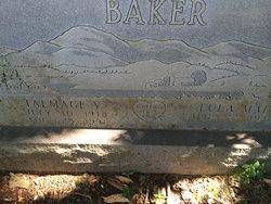 Eula Mae <i>Watts</i> Baker