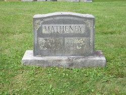 Mary I Matheney