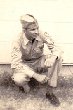 Sgt Connie C Hagemeier