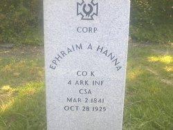 Ephraim Alexander Hanna