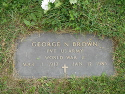 George Noble Brown