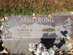 Almeda Madeline Alma <i>Scott</i> Armstrong