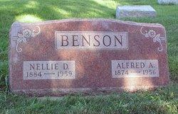 Alfred A. Benson
