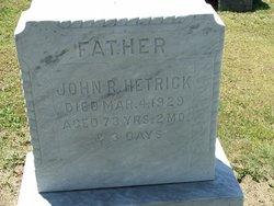 John Randolph Hetrick