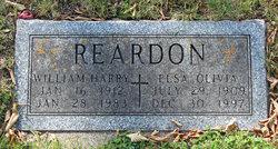 William Harry Buster Reardon