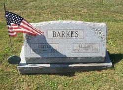 Lillian Frances <i>Dieterich</i> Barkes