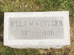 Rilla L Metzger