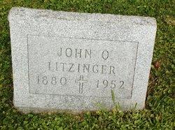 John O Litzinger