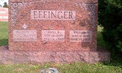 William Nicholas Effinger