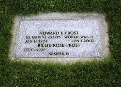 Howard E. Frost